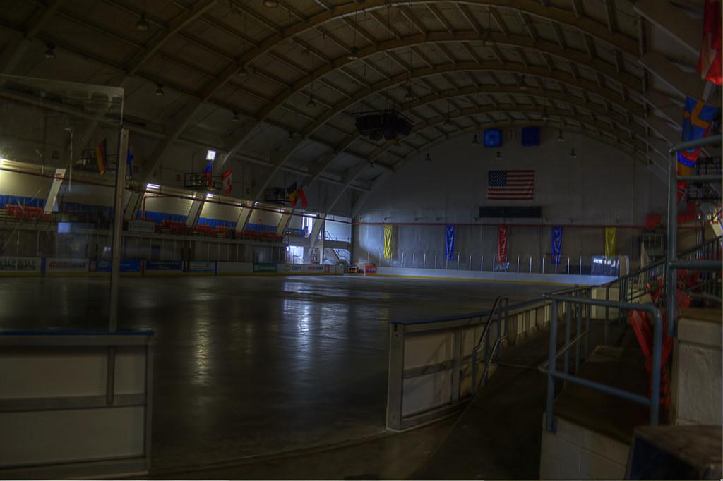 Ice Rink 1932