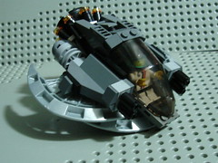 Orfeus Fighter (Kukus_) Tags: army fighter lego space lp cosmos kosmos kmfl orfeus lugpol