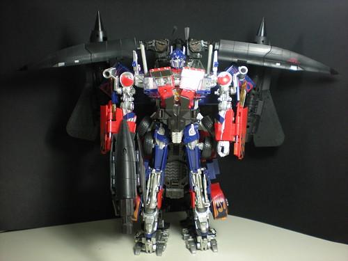 Optimus Prime - Jetfire 01