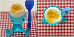 [E] egghead (mazarin) Tags: food diptych bokeh egg alessi foodproject