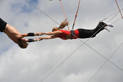 TRAPEZE SCHOOL  NEW YORK   -   Governors Islan...