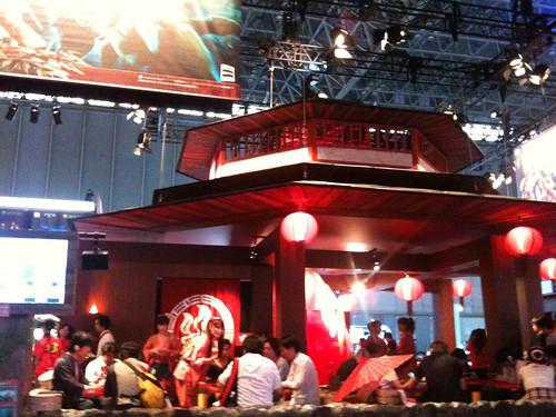 MHP3 @ Tokyo Game Show