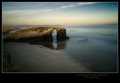As Catedrais (cadchapela) Tags: longexposure color mar olympus e3 ascatedrais explored 1260mm
