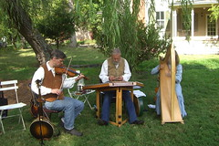 Charlie Casabona's Trio at the Burwell-Morgan Mill rest stop