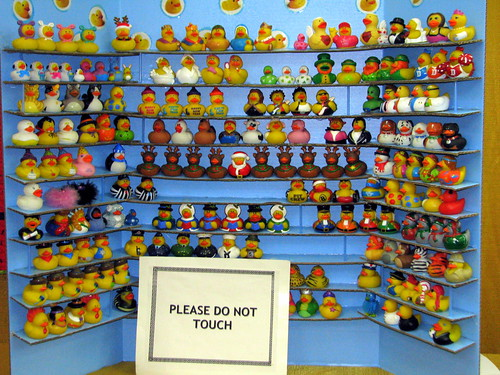 2010 TN State Fair: Rubber Duck collection