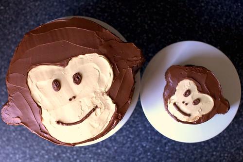 monkey cakes