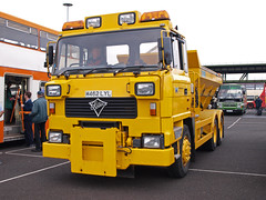M462 LYL  1994  Foden 4000  Gritter (wheelsnwings2007/Mike) Tags: south yorkshire rally transport 1994 2010 4000 meadowhall foden gritter m462lyl