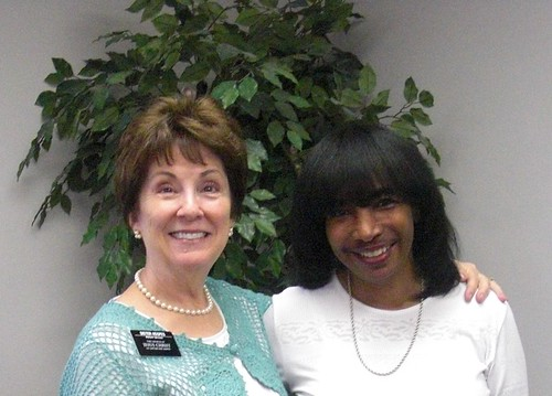 Sweet Debra Who Came To The Employment Center Several Times a Week Until She Was Hired By OnStar