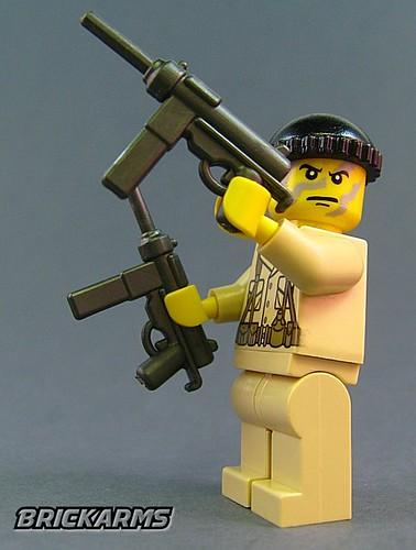 BrickArms M3 Grease Gun - Prototype