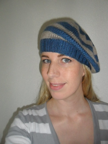 Basic Striped Hat