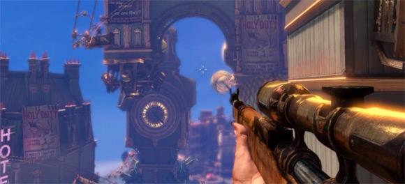 BioShock Infinite gameplay trailer