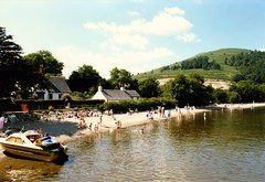 Luss Village Scotland (HelmsdaleDave) Tags: 1989 luss davidmcrostiemason conservationvillagelochlomondfreshwaterlochscotland helmsdaledave