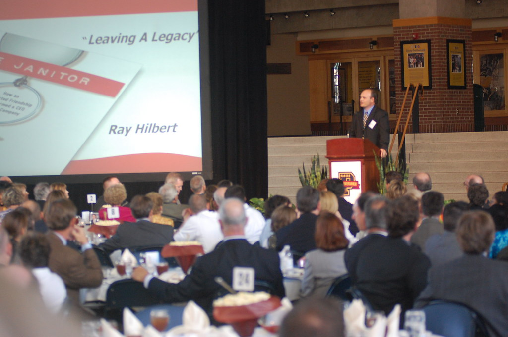 Ray Hilbert, Leaving a Legacy