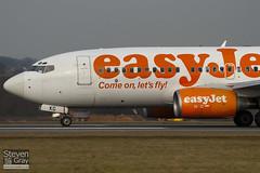 G-EZKG - 32428 - Easyjet - Boeing 737-73V - Luton - 100121 - Steven Gray - IMG_6600