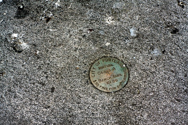 Benchmark Zero, Lownsdale Square