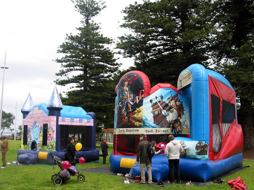 Jumping Castle 09