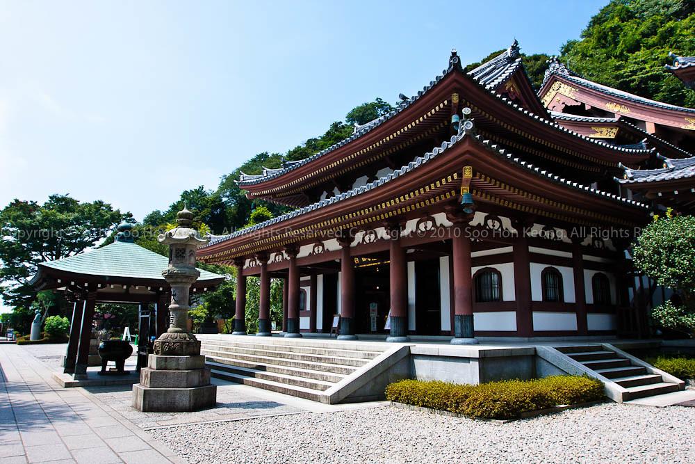 Hasedera Temple @ KamaKura, Japan