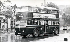 omnibuses 2709 (Andy Reeve-Smith) Tags: aec qtype parkroyalbody grimsbycorporation