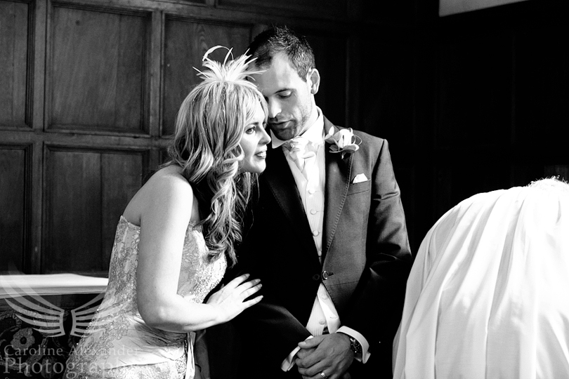 Gloucestershire Wedding Photographer Sapperton Church