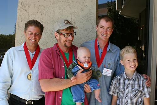 Hometown Heroes : jason, nate, alex & joseph