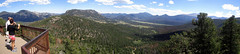 Colorado - Rocky Mountain National Park: View ...