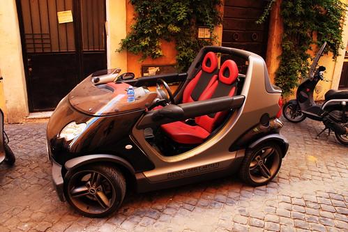 Abarth 695 Tributo Ferrari and
