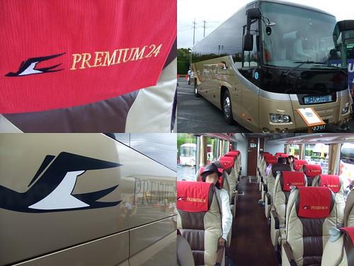 ひろしまバスまつり 高速バス3