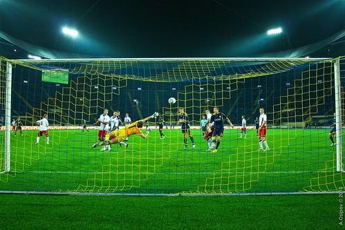 22/09/2010, 1/16 Кубка Украины, Металлист - Арсенал (Киев) - 1:2 Олег Шелаев - 1:0 ©  Aleksandr Osipov