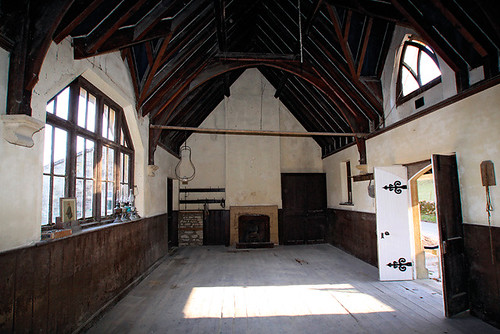 The School Room at Edgeworth, which was sold by Moore Allen & Innocent for £500,000