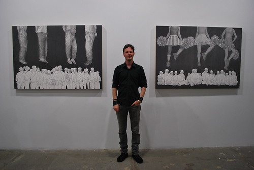 "Scott Horsley w/ ""Recreation"" View I and View II"