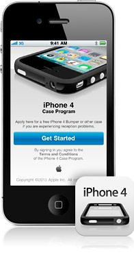 Apple to Discontinue free iPhone 4 Bumper case program