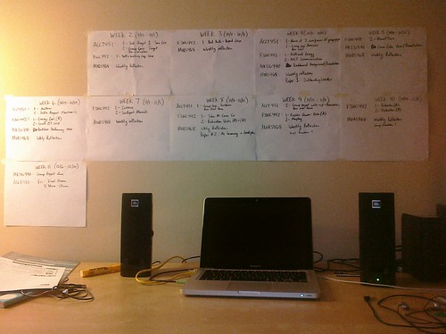 Wall of Assignments v2