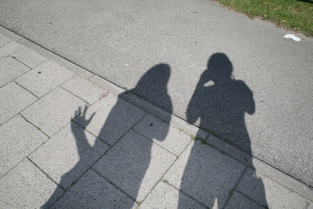 for some reason.. the only picture of kerstin and i together in munich