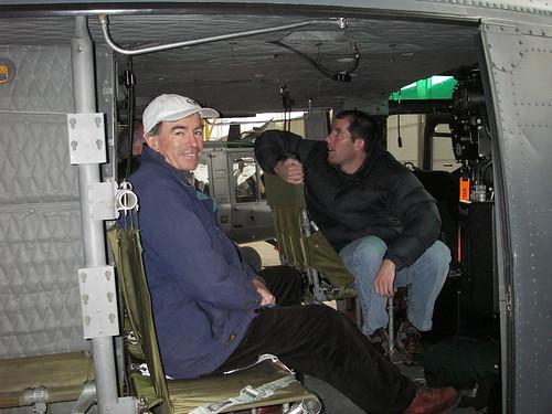 Ohakea - Life as a helicopter crewman