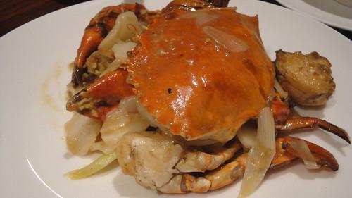 年糕燒青蟹