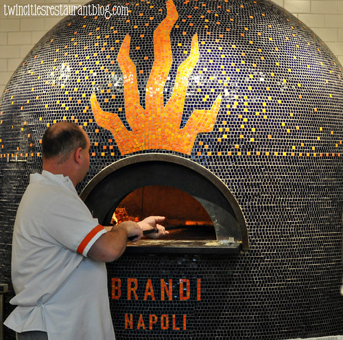 Punch Pizza Wood Burning Oven ~ St Paul, MN