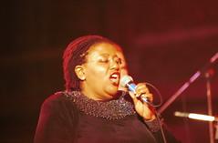 Sibongile Khumalo from South Africa Music on the Line Union Chapel Islington London Oct 2000 007ok (photographer695) Tags: sibongile khumalo from south africa music line union chapel islington london oct 2000