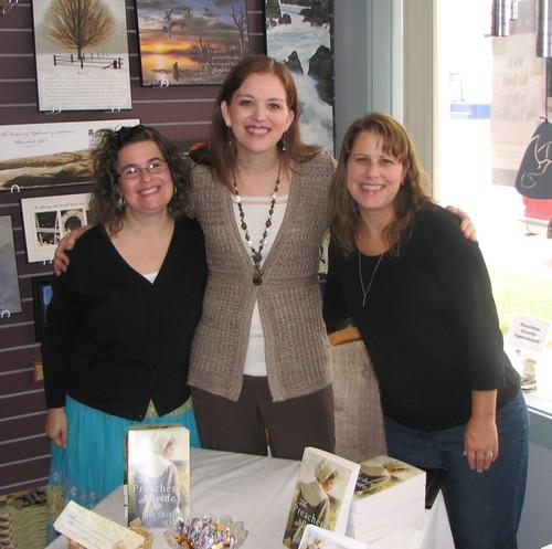 Jody Hedlund book fan photo