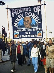 Mikey Powell Campaign for Justice