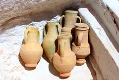 berber jars (nuframe) Tags: africa sahara kitchen ceramics