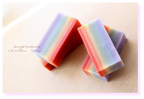 教學蛋糕皂 027
