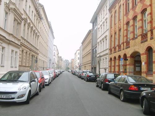 Berlin Mitte 9am Saturday