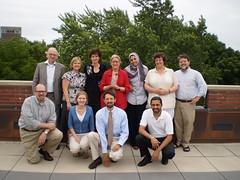 Pluralism Project Receives Visit from Kosmopolis Institute