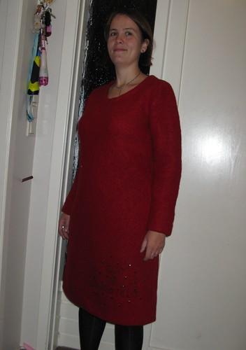 Raud kjole