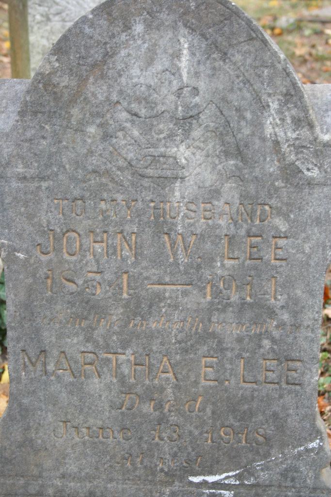 John and Martha Lee