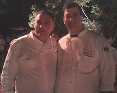 American Wine & Food Festival: Chef Jos Andrs and Google's Geoff Mendal (The Cosmopolitan of Las Vegas) Tags: restaurants chefs joseandres thecosmopolitan awff americanwineandfoodfestival thecosmopolitanoflasvegas geoffmendal