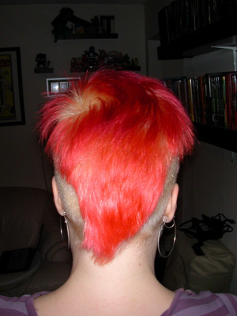 Sept. 2010 - Mohawk! - Back