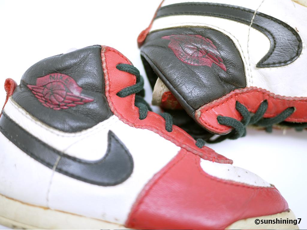 ad444d3d3c3 Sunshining7 - Nike Air Jordan I (1) Baby OG 1985 (sunshining7) Tags