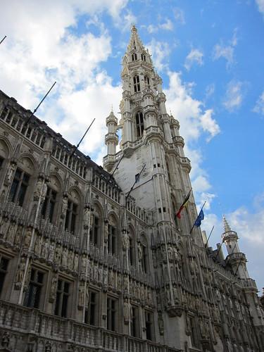 比利时 布鲁塞尔大广场