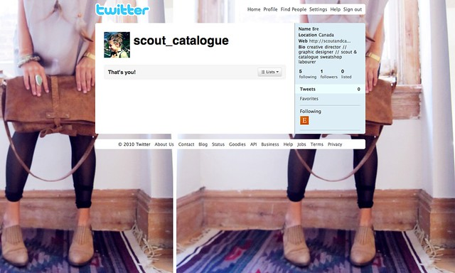 http://twitter.com/scout_catalogue